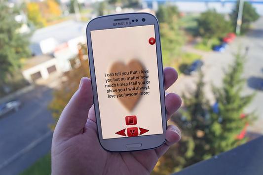 Love SMS Messages apk screenshot