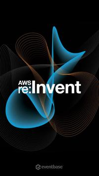 AWS re:Invent 2016 Event App poster