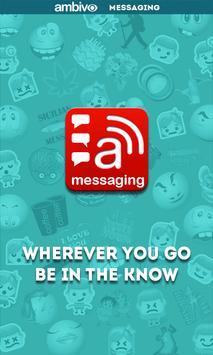 Messaging poster