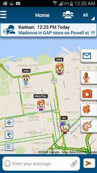 Messaging apk screenshot