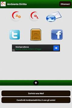Ambientediritto.it apk screenshot