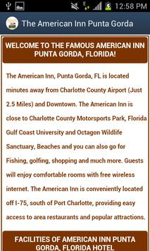 American Inn Punta Gorda FL apk screenshot