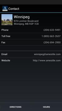 Ames Mobile apk screenshot