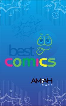 Best Comics poster