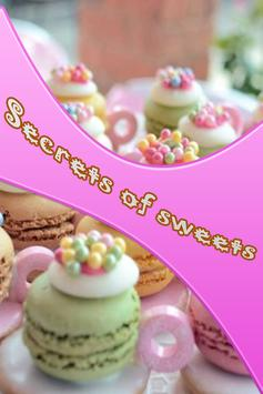 Secrets Of Sweets poster