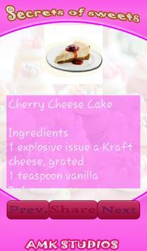 Secrets Of Sweets apk screenshot