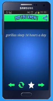 Add information every day apk screenshot