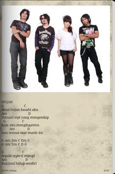 Lirik Lagu Utopia apk screenshot