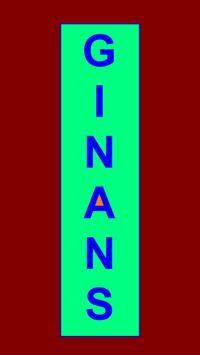 Ginans poster