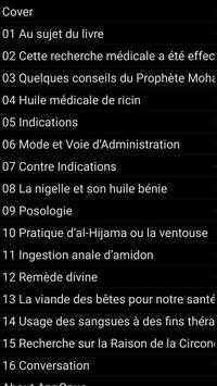 La Medecine Prophetique apk screenshot