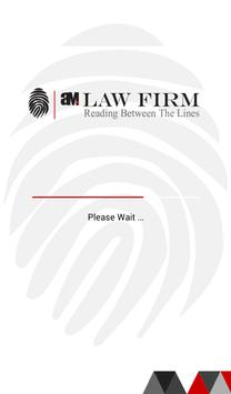 AM LAW FIRM poster