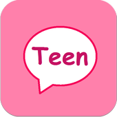 Teen Messenger and Chat icon