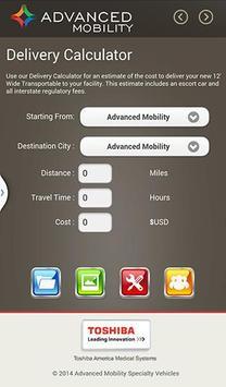 AMSTCORP Toshiba Mobile Design apk screenshot