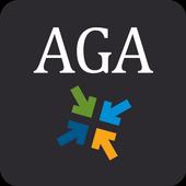 AGA App Central icon