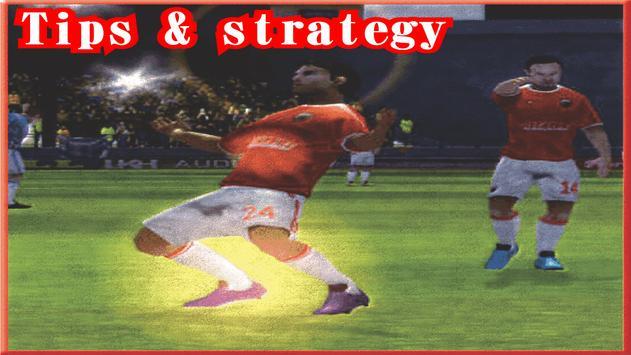 Tips for Dream League apk screenshot
