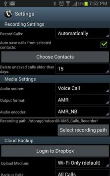 AMS Mobile Phone Call Recorder poster