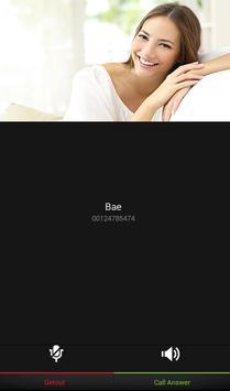 Fake Girlfriend Call  2017 apk screenshot