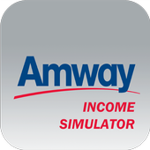 Amway Europe Income Simulator icon