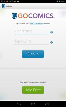 GoComics apk screenshot