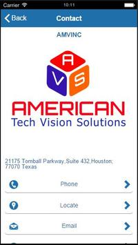 American Tech Vision Solutions apk screenshot