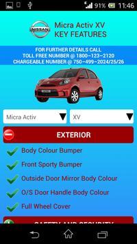 Ananta Nissan apk screenshot