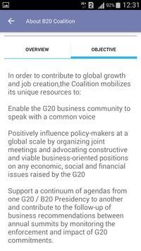 B20 Coalition apk screenshot