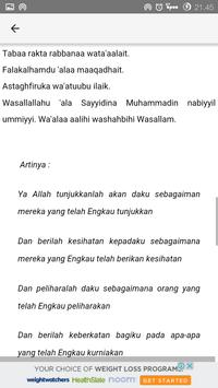 Doa Qunut Subuh apk screenshot