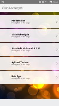 Sirah Nabawiyah Nabi poster