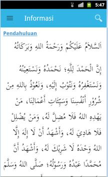 Adab Doa Dzikir apk screenshot