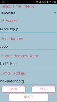 Angel Alarm-GPS Tracking-Pro apk screenshot