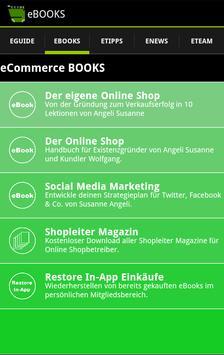 eGUIDE - Der eCommerce Berater apk screenshot