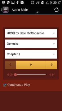 Holy Bible (HCSB) apk screenshot