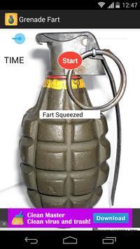Grenade Fart poster