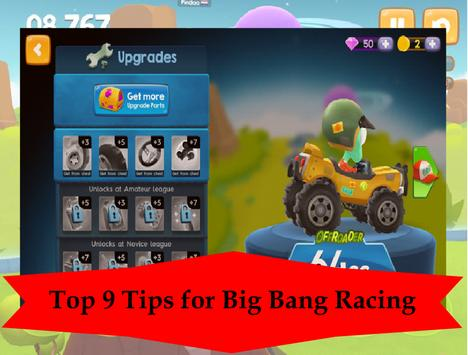 Guide And Big Bang Racing . apk screenshot