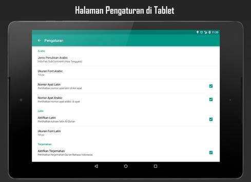 Al Quran Indonesia apk screenshot
