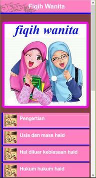Fiqih Wanita Lengkap poster