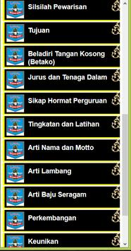 Merpati Putih apk screenshot