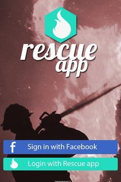 Rescue App poster