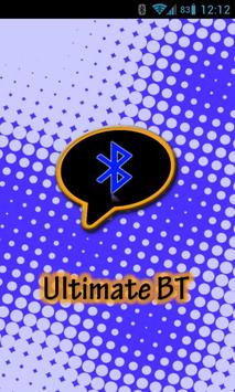 Ultimate BT poster