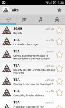 Nuit du Hack 2014 poster