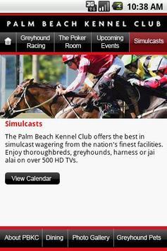 Palm Beach Kennel Club apk screenshot