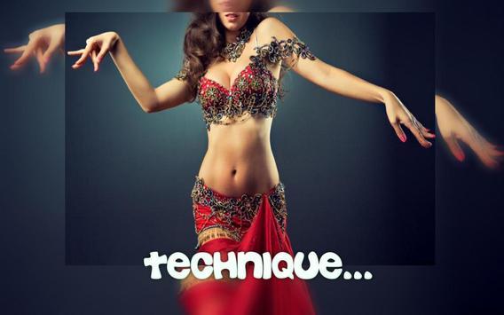 Belly Dance For Beginner poster