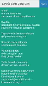 Cemal Süreya'nın Şiirleri apk screenshot