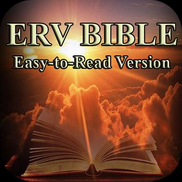 Easy-to-Read ERV Bible poster