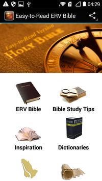 Easy-to-Read ERV Bible apk screenshot