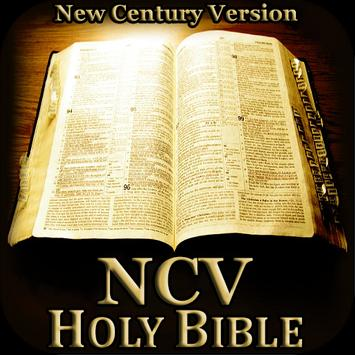 New Century Version NCV Bible poster