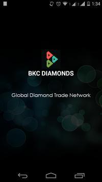 BKC Diamonds poster