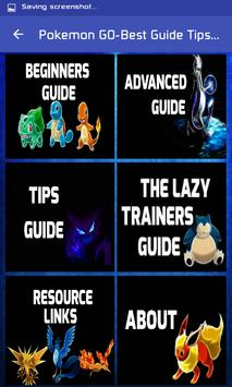 Guide Pokemon Go-Tips,Tricks apk screenshot