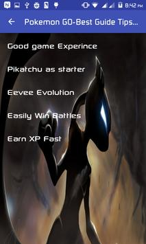 Guide For Pokemon GO(No ADS) apk screenshot