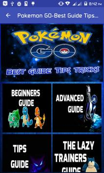 Guide For Pokemon GO(No ADS) poster